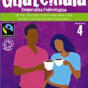 MR Organic Labels FRONT GUATEMALA