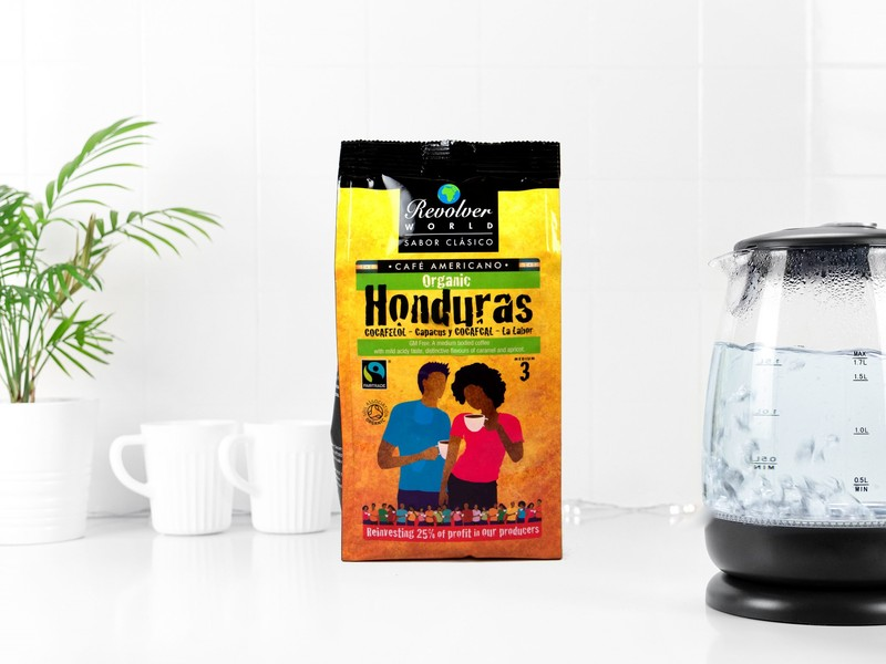 Revolver World Honduras Coffee