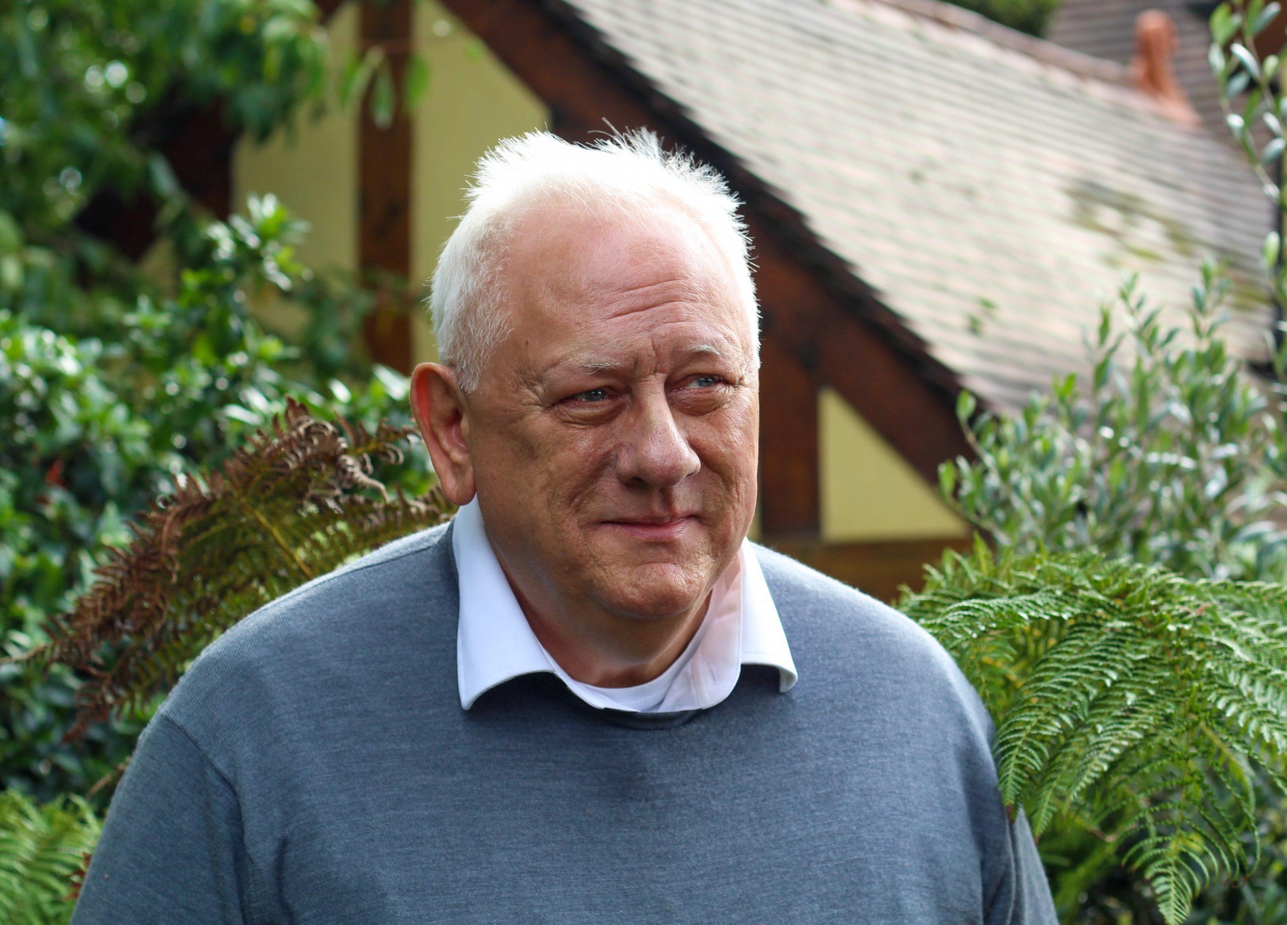 Paul Birch receives BEM for Fairtrade work